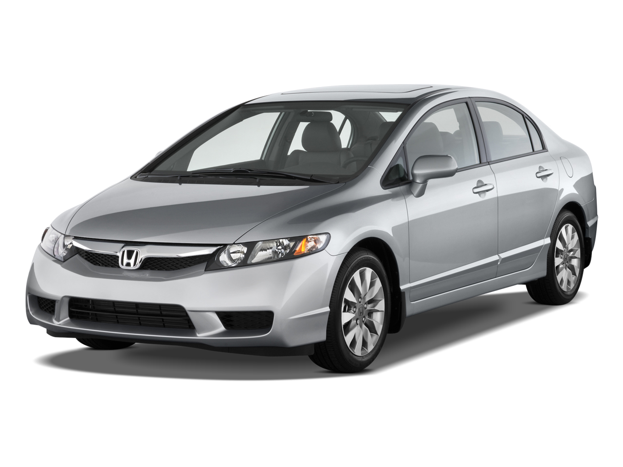 Great 2009 Honda Civic Coupe EXL