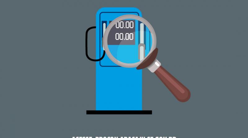 informativo - pesquisa postos de gasolina