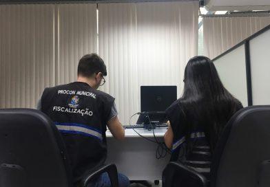 Procon Aracaju fiscaliza agências bancárias