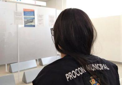 Defesa Social promove fiscalização de agências bancárias em Aracaju