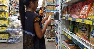 Procon divulga pesquisa de preços de cestas básicas em Aracaju