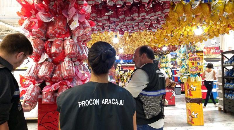 Prefeitura de Aracaju disponibiliza pesquisa de preços dos ovos de chocolate